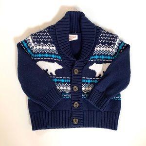 3/$30 ❤️ Cat & Jack Baby Boy Cardigan Sweater